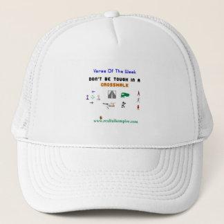 Edelman Hut - seien Sie nicht Truckerkappe