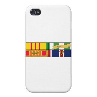 Edelmut Vietnams Service-Vietnam Kampagne-Vietnam iPhone 4 Hülle