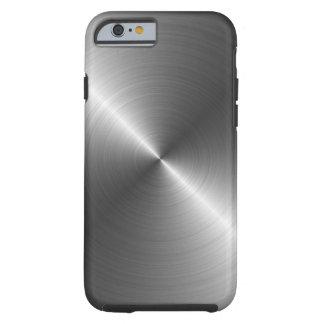 Edelstahl-Metallblick iPhone 6 Fall