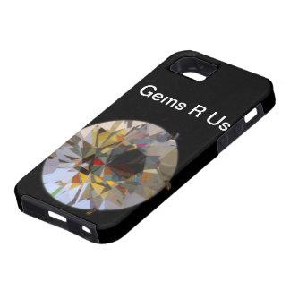 Edelsteine Schutzhülle Fürs iPhone 5
