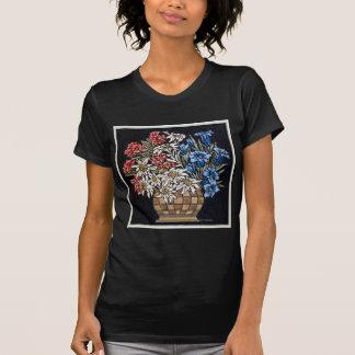 Edelweiss Blumenstrauß T-Shirt