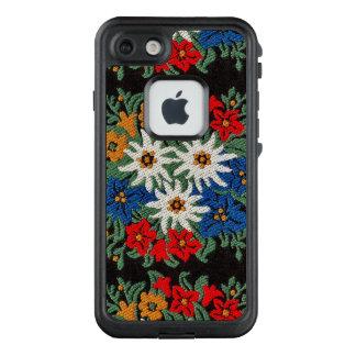 Edelweiss Schweizer alpine Blume LifeProof FRÄ' iPhone 8/7 Hülle