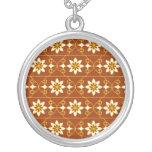 Edelweiss wählen Ihre Farbhalskette Halskette