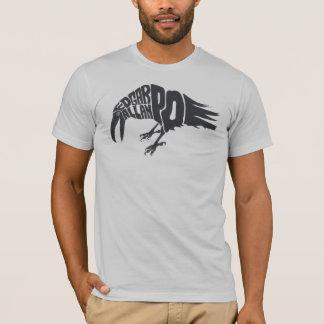 Edgar Allan Poe - der Rabe T-Shirt