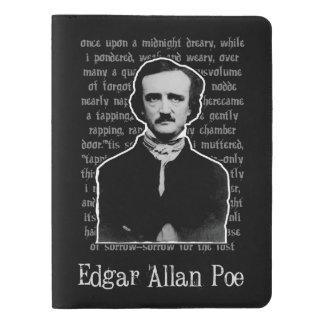 Edgar Allan Poe Extra Großes Moleskine Notizbuch