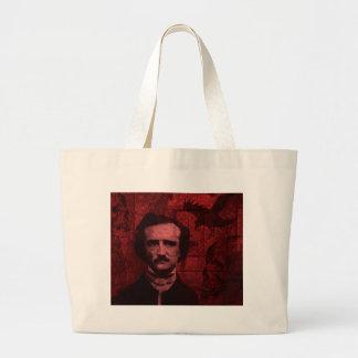 Edgar Allan Poe Jumbo Stoffbeutel