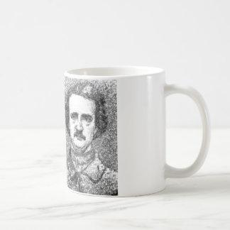 Edgar Allan Poe Kaffeetasse