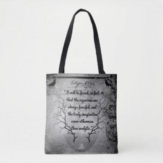 Edgar Allan Poe Tasche