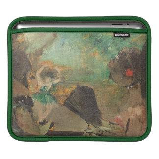 Edgar Degas | das Loge, c.1883 Sleeve Für iPads