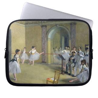 Edgar Degas | das Tanz-Foyer an der Oper Laptopschutzhülle