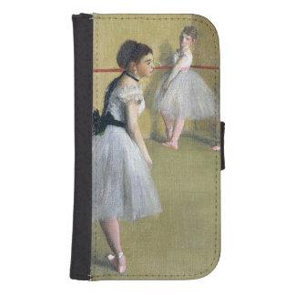 Edgar Degas | das Tanz-Foyer Samsung S4 Geldbeutel Hülle