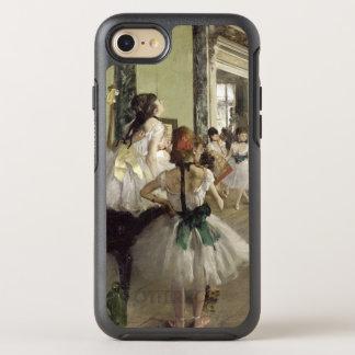 Edgar Degas | die Ballett-Klasse OtterBox Symmetry iPhone 8/7 Hülle