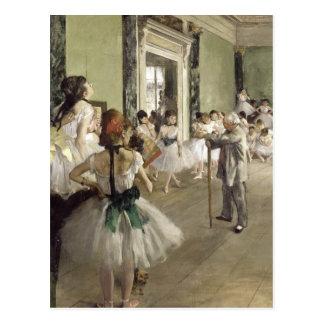 Edgar Degas | die neue Adresse der Postkarte