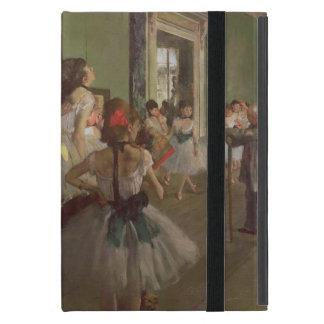 Edgar Degas | die Tanzen-Klasse, c.1873-76 iPad Mini Hülle