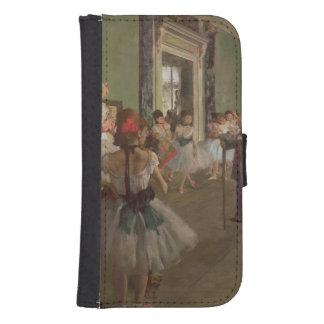 Edgar Degas | die Tanzen-Klasse, c.1873-76 Phone Geldbeutel