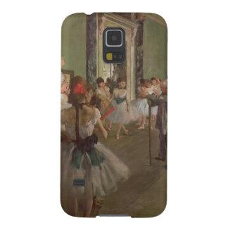 Edgar Degas | die Tanzen-Klasse, c.1873-76 Samsung Galaxy S5 Cover
