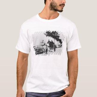 Edgar Degas | Edgar Degas und ein Freund T-Shirt