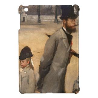 Edgar Degas | Place de la Concorde, 1875 iPad Mini Hülle