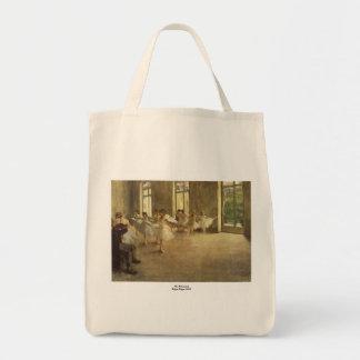 Edgar Degas Tragetasche