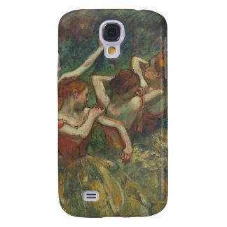 Edgar Degas | vier Jahreszeiten im einem Kopf, Galaxy S4 Hülle