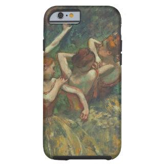 Edgar Degas | vier Jahreszeiten im einem Kopf, Tough iPhone 6 Hülle