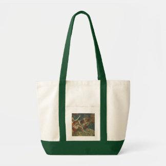 Edgar Degas | vier Jahreszeiten im einem Kopf, Tragetasche