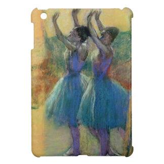 Edgar Degas | zwei blaue Tänzer iPad Mini Hülle