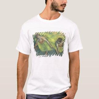 Edgar Degas | zwei entspannende Tänzer T-Shirt