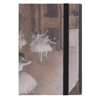 Edgar entgasen | Ballett-Probe auf der Bühne, 1874 Etui Fürs iPad Mini