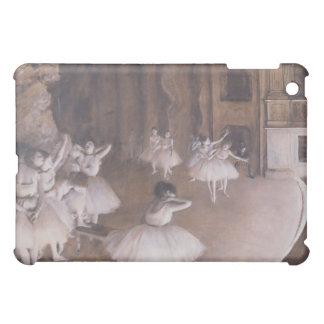Edgar entgasen | Ballett-Probe auf der Bühne, 1874 iPad Mini Hülle