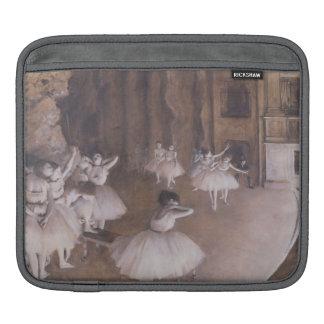 Edgar entgasen | Ballett-Probe auf der Bühne, 1874 iPad Sleeve