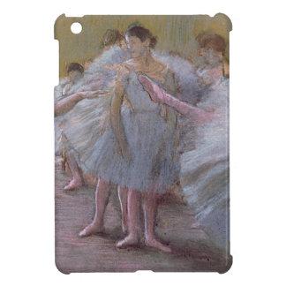 Edgar entgasen | Tänzer an Probe, 1875-1877 iPad Mini Hülle