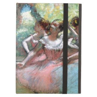 Edgar entgasen | vier Ballerinen auf der Bühne