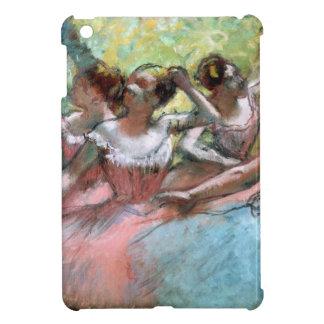 Edgar entgasen | vier Ballerinen auf der Bühne iPad Mini Hülle