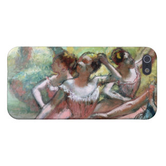 Edgar entgasen | vier Ballerinen auf der Bühne Schutzhülle Fürs iPhone 5