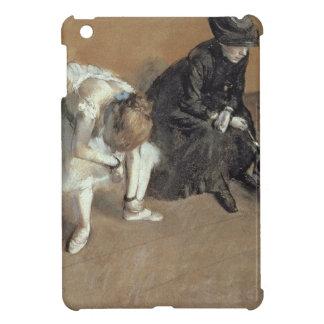Edgar entgasen | wartete, c.1882 iPad mini hülle