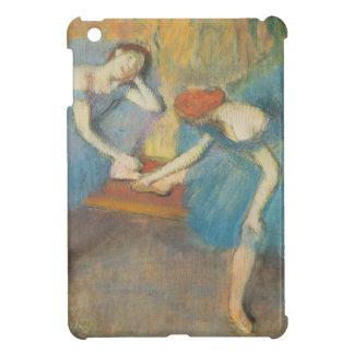 Edgar entgasen | zwei Tänzer an der Erholung, iPad Mini Hülle