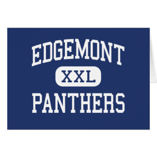 Edgemont - Panther - hoch - Scarsdale New York Karte