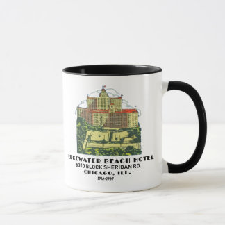 Edgewater Strand-Hotel, Chicago, Illinois Tasse