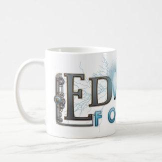 Edison-Kraft-Tasse Kaffeetasse