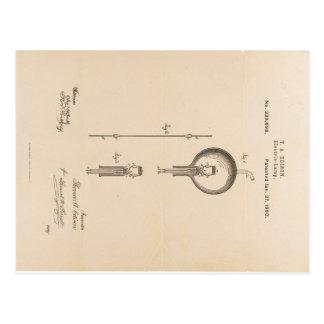 edison-patent-light-bulb-postcard-u.s. postkarte