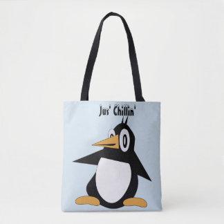 Editable Percius die Penguin-Taschen-Tasche Tasche