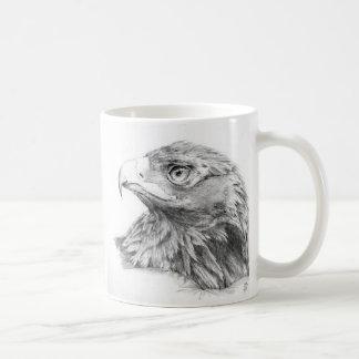 Edles Eagle Kaffeetasse