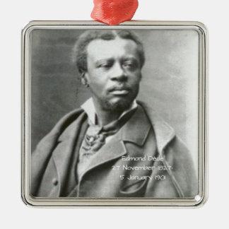 Edmond Dédé Silbernes Ornament