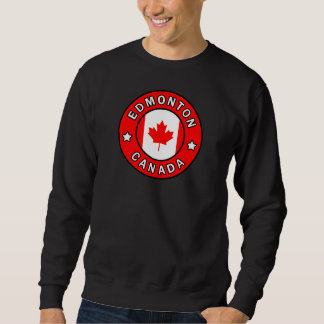 Edmonton Kanada Sweatshirt