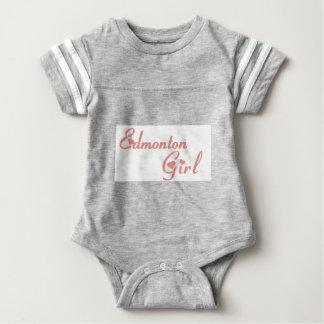 Edmonton-Mädchen Baby Strampler
