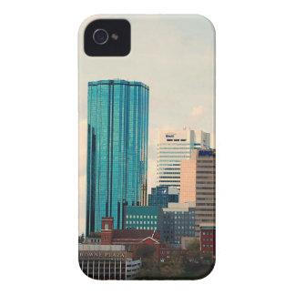 Edmonton-Skyline iPhone 4 Case-Mate Hülle