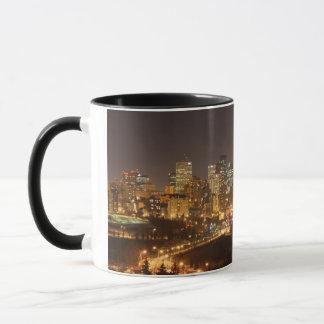 Edmonton-Stadt Skyline-Tasse Tasse