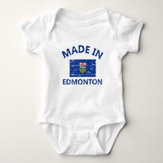 Edmonton-Wappen Baby Strampler