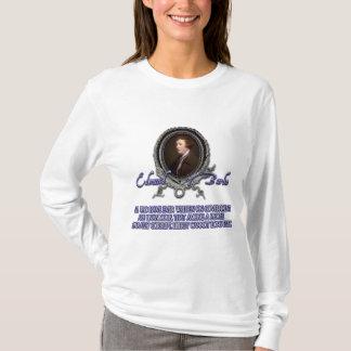 Edmund Burke-Zitat:  Freiheit unter dem T-Shirt